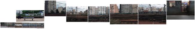 Chaville-Montparnasse, une série de photographies de Jordan Prestrot (2010)
